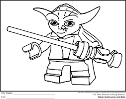 Star Wars Birthday Coloring Pages At GetColoringscom Free