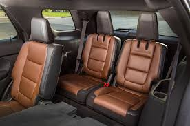 Honda Pilot Touring Captains Chairs by 2013 Family Crossover Comparison Day Two Automobile Magazine