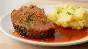 hackbraten mit sauce rezept loaf with sauce recipe eng subs