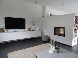 Modern Japanese Interior In Cream Grey And With Brown Accents