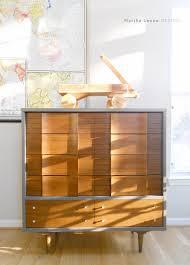 Johnson Carper White Dresser by A Study In Light On A Johnson Carper Tallboy U2014 Martha Leone Design