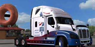 A.T.A For Freightliner Cascadia For ATS - ATS Mod / American Truck ... The Ata Marks The Eld Implementation Date As A New Era For Trucking Revenue Us Companies Reaches Record 700 Billion Wsj Safely Sharing Our Roads Barossa Light Herald Infographics Makes Improvements To Website Volvo Presents New 2015 Vnl 780 Safety Program Desi Usa Truck Events Tonnage Up 2 In January Fleet Owner Spooked Over Lack Of Autonomous Trucking Rules Florida Reports Up For December 2012 Cdllife
