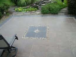 Backyard Floor Tiles Impressive Design For Outdoor Slate Tile