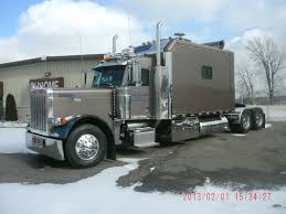 Peterbilt 379 ICT Sleeper | Gotta Love Them Big Rigs! | Pinterest ...