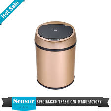Small Bathroom Trash Can With Lid by Orange Trash Can Orange Trash Can Suppliers And Manufacturers At