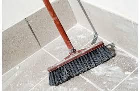 comment enlever colle carrelage nettoyage et entretien sol carrelage ardoise béton carreaux