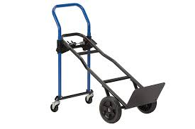 Harper Trucks JDC2223 3-1 Quick Change Convertible Hand Truck, 400 ...