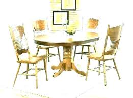Farmhouse Style Dining Table Round Country Baskets On Wall Lantern Spaces Regarding Farm Chairs