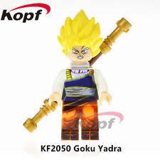 Item Dragon Ball Z Goku Yadra Lego Minifigurebuilding Blocks