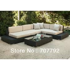Sams Club Leather Sofa Bed by Online Get Cheap Balcony Sofa Rattan Aliexpress Com Alibaba Group