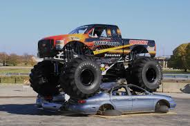 100 Bigfoot Monster Trucks Atlanta Motorama To Reunite 12 Generations Of Mons