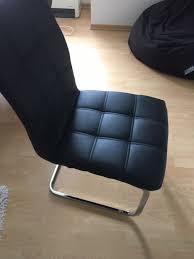 4 stühle esszimmer xxxl lutz kunstleder