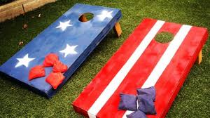 How To Build Your Own Bean Bag Toss Boards Just In Time For 4th Of July