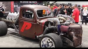 100 Rat Rod Truck Parts SEMA 2015 A Look At Premiere Performances Wild Pickup