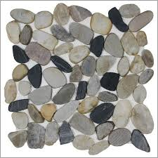Sliced Pebble Tiles Uk by Sliced Pebble Tile Shower Floor Image Collections Home Flooring