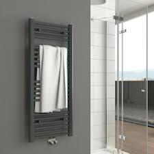 details zu badheizkörper heizung heizkörper handtuchtrockner badezimmer anthrazit