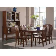 International Concepts Tall Mission Espresso Dining Chair Set Of 2