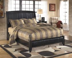 King Platform Bed With Headboard by Harmony Queen Platform Bed B208 74 77 Complete Beds Homelife
