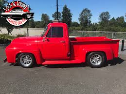 1954 Ford F100 Pickup Truck   Lost & Found Classic Car Co. 1966 Ford F100 Street Truck Pro Auto Custom Interiors Youtube 56 1956 1959 Panel F128 Kissimmee 2017 136009 1953 Rk Motors Classic And Performance Cars For Sale 1975 Spotted This Tha Flickr Drifts Almost Crashes Into Another On Beech Bangshiftcom This 1967 Is Patinad Shop Perfection 1955 Resto Mod Pickup F1201 Louisville 2016 56fordtruckf100evestiwell Total Cost Involved Fullsize Pickup Truck 1960 Stock Photo 84421260 Alamy