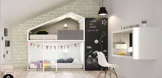 cabane dans chambre lits superposés cottage pour chambre enfant lagrama so nuit