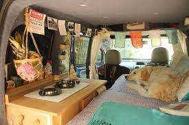 Small Van Campervan Conversion Project Pamthevan