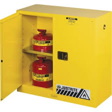 Flammable Liquid Storage Cabinet Requirements by Justrite 30 Gallon Sure Grip Ex Flammable Liquid Storage Cabinet