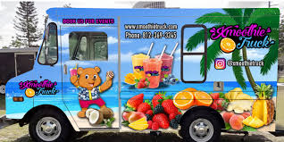 100 Food Trucks In Orlando Xmoothie Truck Roaming Hunger