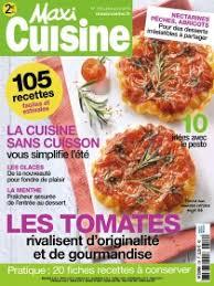 recettes maxi cuisine abonnement magazine maxi cuisine abobauer com