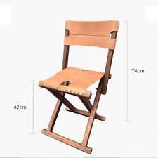 Amazon.com: HONGLIAN Solid Wood Creative Outdoor Folding ... Cheap Folding Machine For Leather Prices Find Brooklyn Teak And Chair A Leather Folding Chair Second Half Of The 20th Century Inca Genuine Brown Bonded Pu Tufted Ding Chairs Accent Set 2 Leather Folding Low Armchair Moycor Marlo Chestnut Sr Living Room Chairsbutterfly Butterfly Chairhandmade With Powder Coated Iron Frame Cover With Pippa Armchair Details About Relaxing Armchair Single Office Home Balcony Summervilleaugustaorg