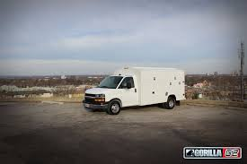 Gorilla Truck Box | Carpet Cleaning & Restoration Vehicles ...