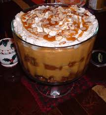 Pumpkin Gingerbread Trifle Gourmet by Minxeats Recipes Recaps And Restaurant Reviews January 2008