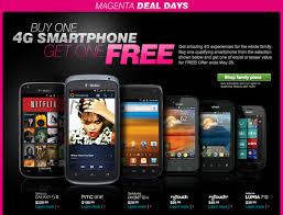 T Mobile Makes Up ing Buy e Get e Sale ficial TmoNews