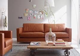 elegante sofas modelle aus leder living at home