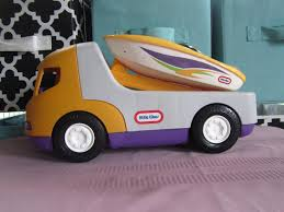 Find More Little Tikes Semi Transport Speed Boat Carrier Truck For ... Bed Toddler Bed Car Contemporary Little Tikes Toddler Car Cheap Transporter Truck Find Plastic Blue Semi 23 And Heavy 5 Indy Race Amazoncom Handle Haulers Pop Garbage Touch N Go Cersradio Flyer Big Flyervtech Sitto Vtg I80 Expressway Toddle 50 Similar Items North Coast Racing Systems With 7 Twin Frame Katalog A476e1951cfc Play Ride On Toy Carsemi Trailer