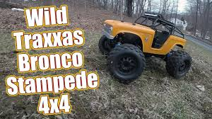 Rough, Rugged And Ready To Rip RC Truck! - Project Traxxas Bronco ... Upgrade Traxxas Stampede Rustler Cversion To Truggy By Rc Car Vlog 4x4 In The Snow Youtube Cars Trucks Replacement Parts Traxxas Electric Crusher Cars Monster Truck With Tq 24ghz Radio System Tra36054 Model Vehicles And Kits 2181 Xl5 Red 2wd Rtr Vintage All Original 2wd No Reserve How Lower Your 2wd Hobby Pro Buy Now Pay Later 4x4 Vxl Fancing Rchobbyprocom 6000mah 7000mah Tagged 20c Atomik Amazoncom 110 Scale 4wd