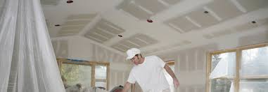 Installing Drywall On Ceiling In Basement by Basement Basement Drywall Thickness Basement Decorationebp4