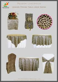 Wholesale Elegant Leopard Printed Satin Table Linens Series ... Wedding Chair Covers Ipswich Suffolk Amazoncom Office Computer Spandex 20x Zebra And Leopard Print Stretch Classic Slip Micro Suede Slipcover In Lounge Stripes And Prints Saltwater Ding Room Chairs Best Surefit Printed How To Make Parsons Slipcovers Us 99 30 Offprting Flower Leopard Cover Removable Arm Rotating Lift Coversin Ikea Nils Rockin Cushions Golden Overlay By Linens Papasan Ikea Bean Bag Chairs For Adults Kids Toddler Ottoman Sets Vulcanlyric