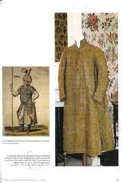 robe de chambre les amis du musée de la toile de jouy