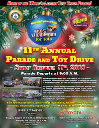 100 Toy Tow Trucks For Sale Parade Info Letter
