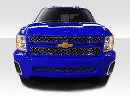 100 Cowl Hoods For Chevy Trucks 20072013 Chevrolet Silverado Body Kits Duraflex Body Kits