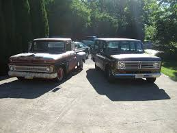 1972 International Harvester And 1966 Chevy By VinnyMartello On ... 1966 Intertional Loadstar Cabover Food Truck Stuff Pinterest Ih Harvester Corn Binder Pickup 2 Youtube 1965 Intertional 1300 Cab Chassis Dually Burnout Model Scout Sales Brochure The Street Peep 1968 Travelall C1100 1600 Grain Truck Item H1527 For Sale Near Las Vegas 1967 Coe Small Adventurepage 68 Builds And Just Listed 1964 1200 Cseries Autolirate 1960 B100