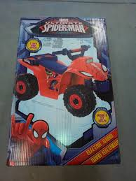 Dynacraft Marvel Spiderman Child Quad Vehicle ATV 6v Powered Ride On ... New Cars Monster Truck Wrestling Matches Starring Dr Feel Bad The Worlds Most Recently Posted Photos Of Cccp And Truck Flickr Corrstone Car Care Reliable Auto Repair Arlington Tx 76015 Kid Trax Mossy Oak Ram 3500 Dually 12v Battery Powered Rideon El Toro Loco Jam 2013 Freestyle Arlington Toys Best Image Kusaboshicom Ultimate List Of Tools And Equipment Used By Plumbers In Hot Wheels Green Grave Digger 4 Time Champion Raptor Trophy Sponsored By Energy Scale Auto 2017 Silver Collection Ebay Micro Race Team With Track 3 Vehicle Set 1995