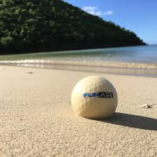 99 Eco Golf Balls Made Of Fish Food The Triton