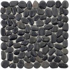 merola tile river black random 12 in x 12 in