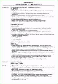 Warehouse Manager Resume Perfect Warehouse Manager Resume ... Senior Marketing Manager Cover Letter Friends And Relatives Warehouse Lead Resume Examples Experience Sample Logistics Samples Template And Complete Guide 20 General Resume Objective Examples 650841 Summary As Duties Of A Worker For Greatest 10 Warehouse Rumees Jobs Free Job Objective Career Best Forklift Operator Example Livecareer Mplate Warehousing Format Skills List Fortthomas