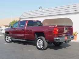 100 Used Pickup Truck Beds For Sale 2016 Chevrolet Silverado 2500HD Long Bed W LTZ Pkg 1Owner At