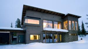 100 Modern Wooden Houses Twostory Timber House Plan With A Sauna