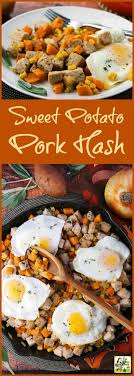 This Sweet Potato Pork Hash Recipe Is Perfect For Brinner Breakfast Dinner