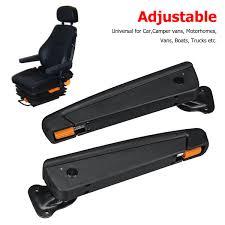 Universal Adjustable Car Seat Armrest For RV Van Motorhome Boat ...
