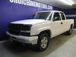 100 Used Silverado Trucks For Sale 2006 Chevrolet 1500 4x4 Extra Cab Z71 LT Leather